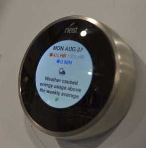 Nest Thermostat Installing Services